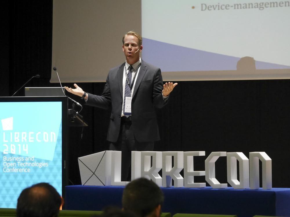 LibreCon Bilbao 2014