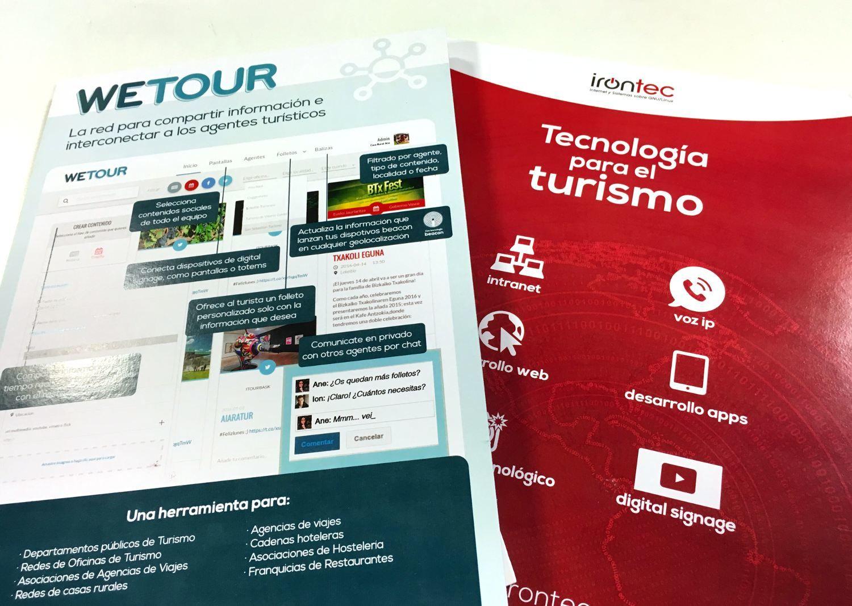 WeTour - La herramienta de comunicación para agentes de turismo