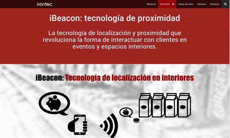 iBeacon | Irontec Bilbao