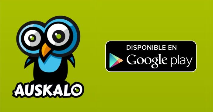 App Auskalo en Google Play (Android)