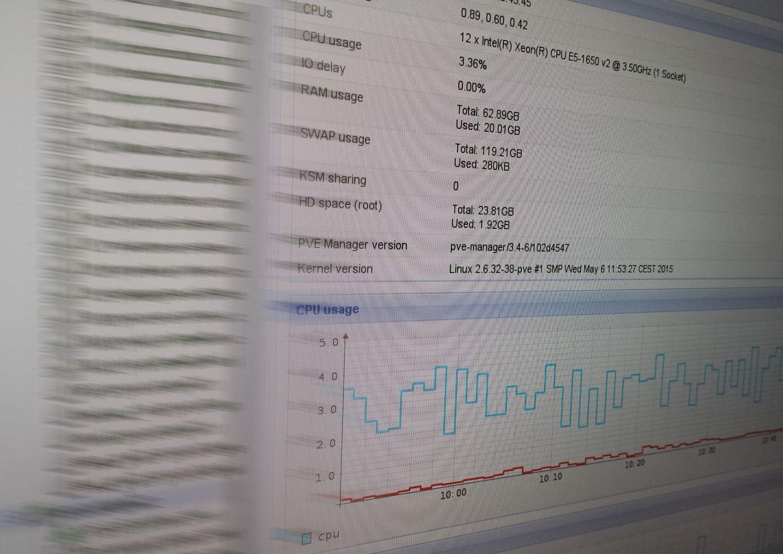 Vulnerabilidad VENOM en Proxmox fixed