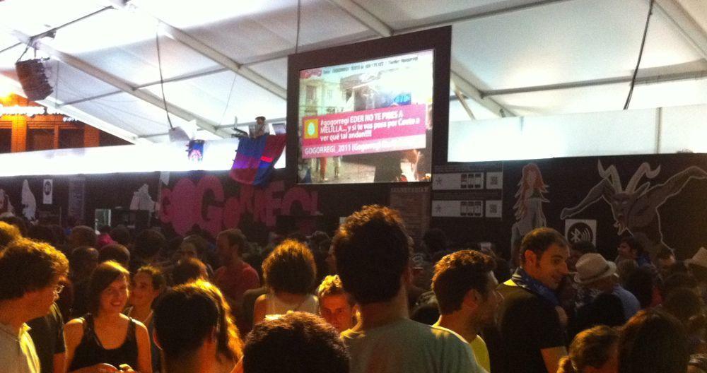 Buzkk Live! en Gogorregi 2015