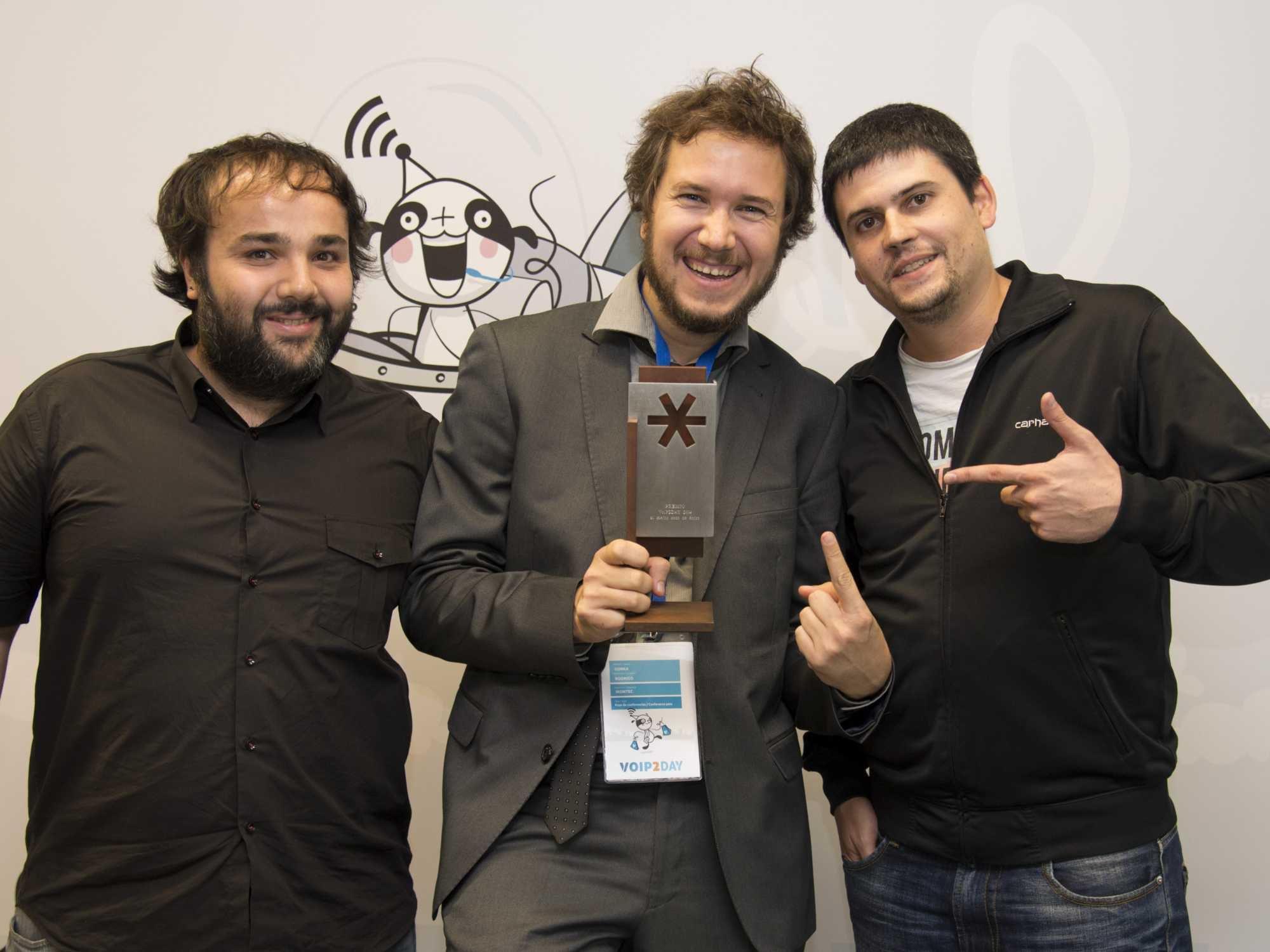 VoIP2DAY 2014: Irontec, mejor caso de Ã?xito
