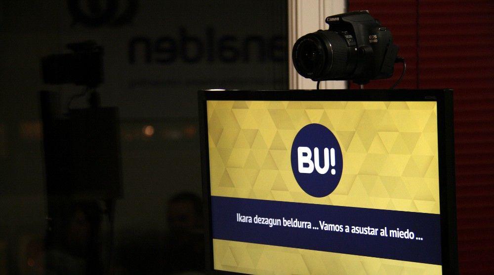 Photocall automático en EiTB Maratoia 2015