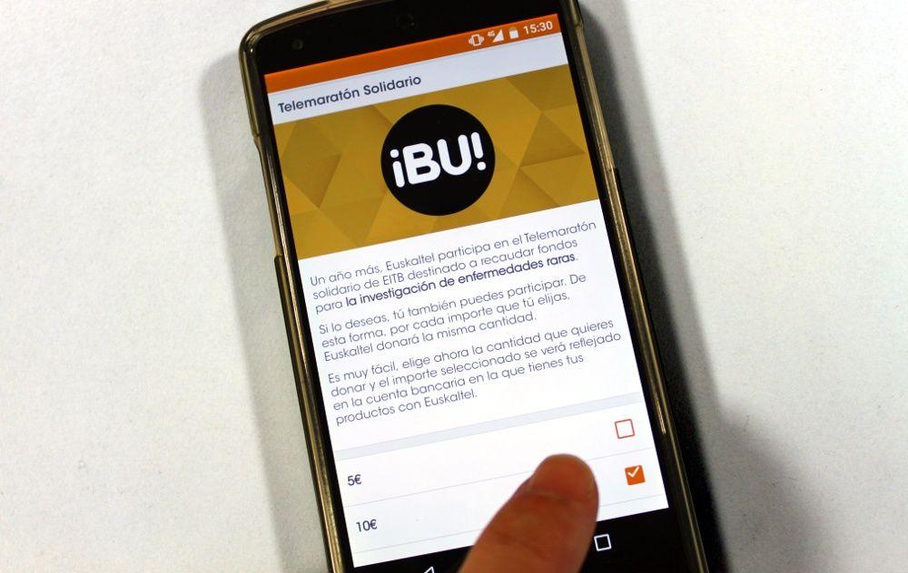 App clientes Euskaltel Eitb Maratoia
