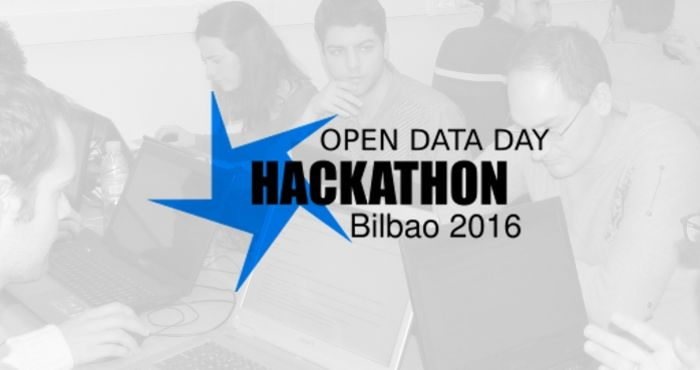 OpenIspilu en el Hackathon Open Data Day Bilbao 2016