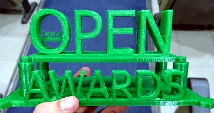 Ganamos un Open Awards de OpenExpo 2016 al Mejor Caso de Éxito con un proyecto para FlyWire