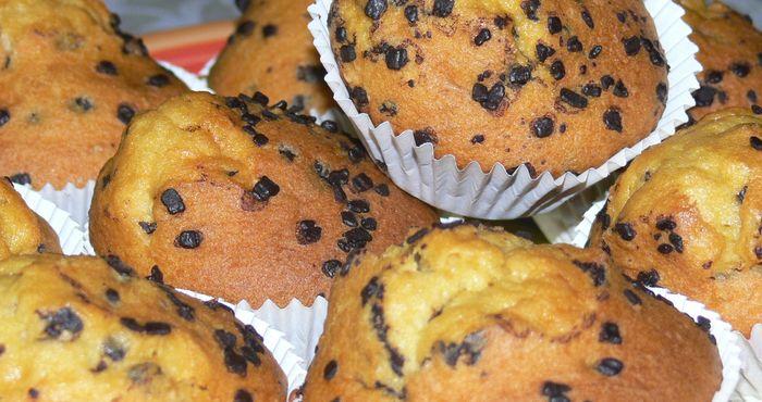 Liberamos la primera receta open source de Muffins en Bilbao Berrikuntza Faktoria :)