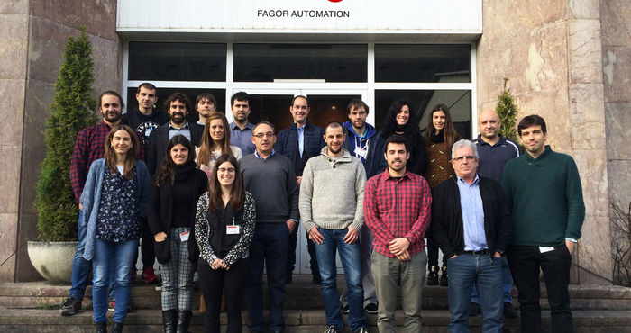 Fagor Automation camina hacia la Cuarta Revolución Industrial con sus máquinas del futuro de la mano de Irontec