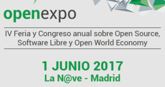 Cloud your business!: negocios, cloud y software libre con Irontec en OpenExpo 2017