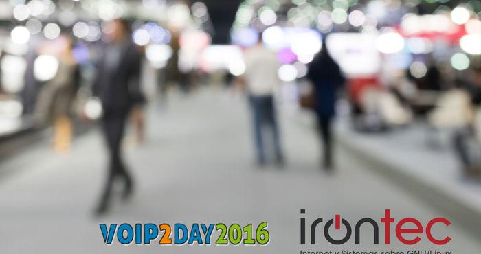 Irontec reafirma su apuesta por la VoIP con su papel como patrocinador plata en uno de los eventos más importantes de Europa