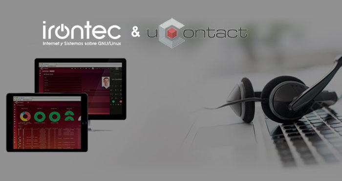Irontec establece un acuerdo de colaboración para distribución, desarrollo e integración de proyectos de Contact Center omnicanal con Integra CCS