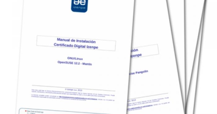 Izenpe renueva su confianza en Irontec como proveedor para sus certificados digitales en Linux