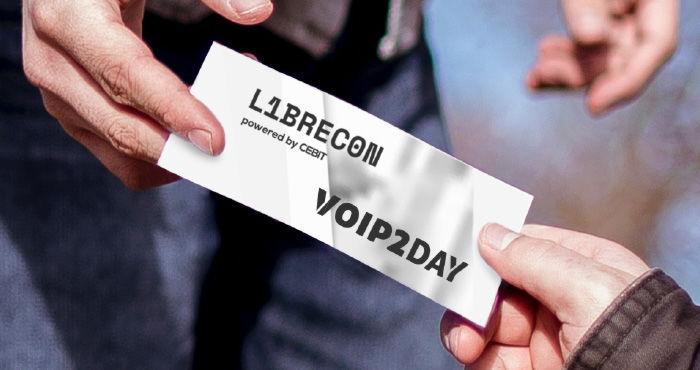 Irontec te invita a los mejores eventos del sector: VOIP2DAY y LIBRECON