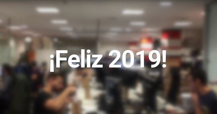 Irontec Feliz 2019