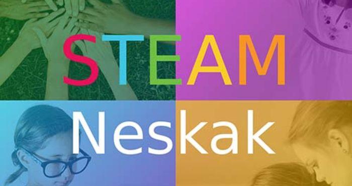Lanzamos STEAM Neskak, app móvil para el fomento de la vocación tecnológica STEAM entre las niñas.