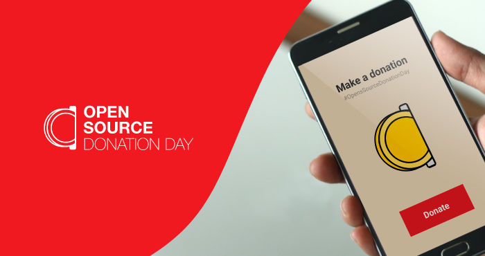 Presentamos #OpenSourceDonationDay, iniciativa para fomentar las donaciones a proyectos open source