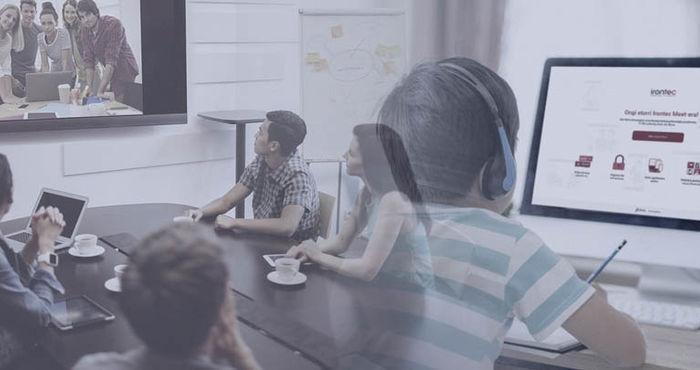 Irontec ofrece una plataforma de videoconferencia y colaboración gratuita íntegramente en euskera