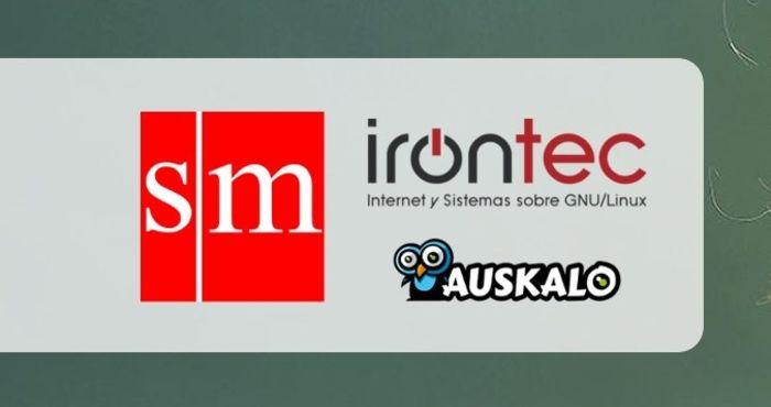 Grupo Editorial SM selecciona la App Auskalo de Irontec como parte de su material didáctico