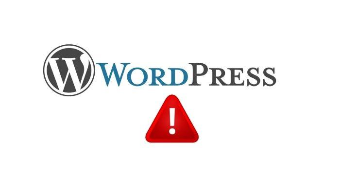 Esto es muy importante: tu web con WordPress puede estar en serio peligro