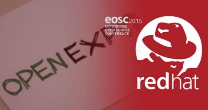 El gran día del Software Libre en España: Open Expo Day 2015 y EOSC de RedHat