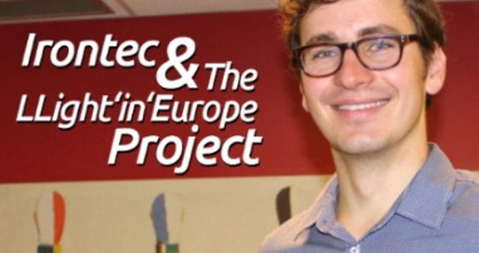 Participamos en el proyecto de la UE LLLight'in'Europe