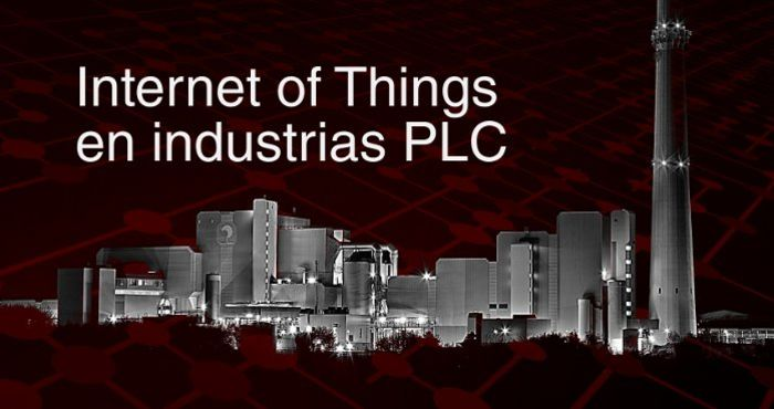 Ponencia sobre Internet of Things y Software Libre para la industria PLC en Bilbao