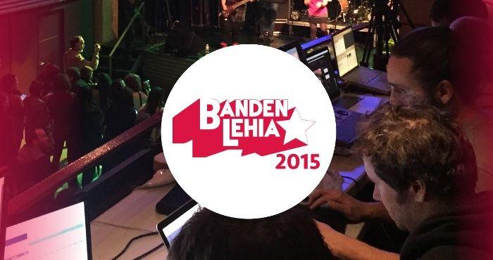 Banden Lehia 2015: 7 años de tecnología para el euskara
