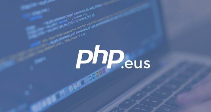 Jornada de presentación de PHP.eus (Grupo de PHP Euskadi) en Bilbao