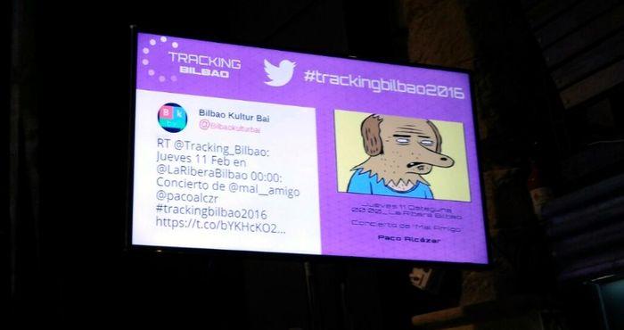 Buzzk en Tracking Bilbao 2016, evento tecnológico patrocinado por Irontec