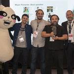 Irontec vuelve del VoIP2Day con el premio a la mejor conferencia técnica