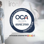 Irontec obtiene la certificación ISO 27001 y avanza en materia de seguridad de la información