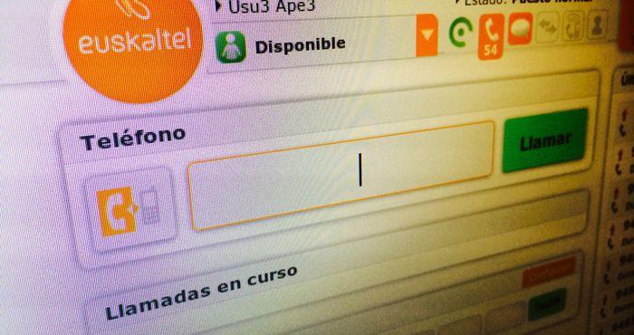 Centrex IP para Euskaltel