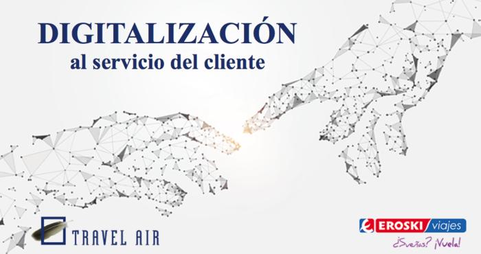 Irontec aumenta la productividad de los servicios comerciales de Travel Air (Eroski Viajes) gracias a la Voz IP y una estrategia CRM