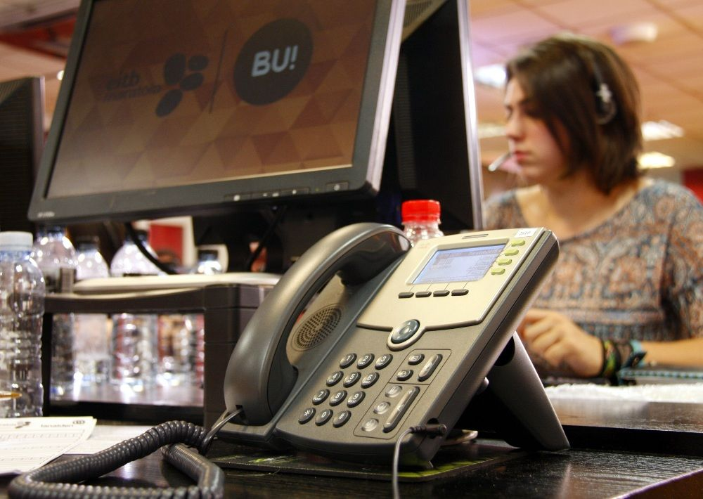 IVOZ Call center en EiTB Maratoia 2015