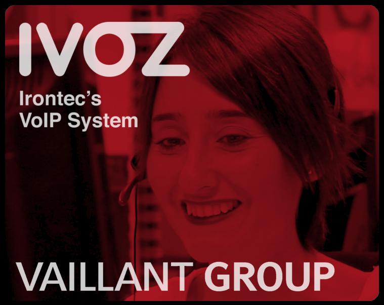 Proyecto de telefonía IP para empresa multinacional: VAILLANT