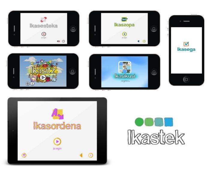 Ikastek: juegos sencillos, juegos que enseñan