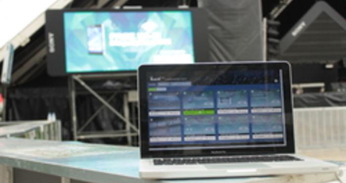 Sony en BBK Live 2014