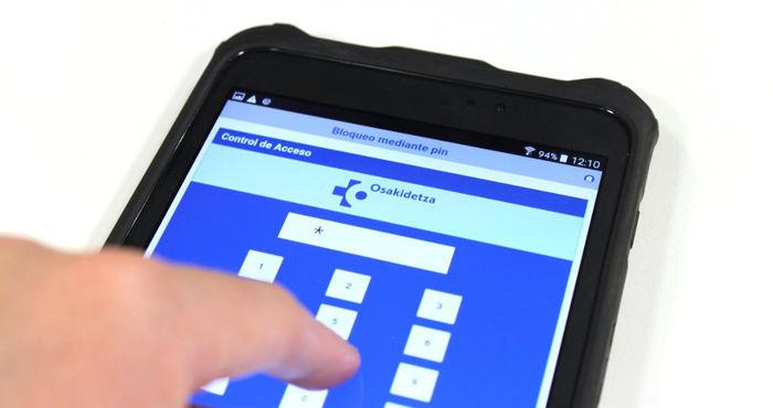 Aplicaciones móviles clínicas