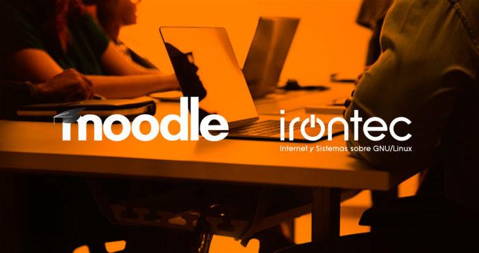 Irontec y Maiaxia canalizan con Moodle la plataforma de formación online de tres grandes organizaciones
