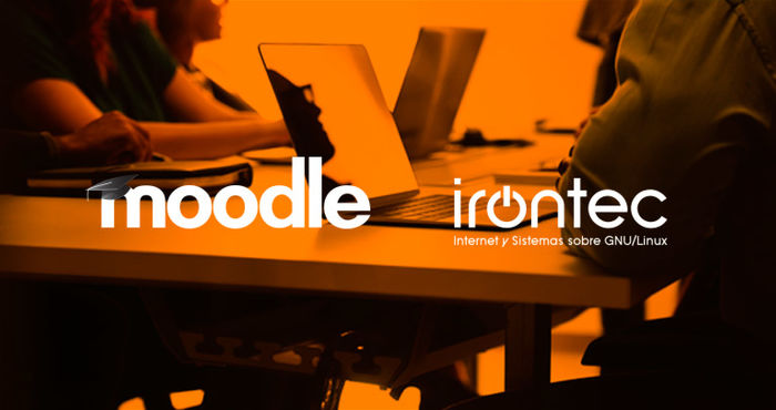 logos moodle irontec