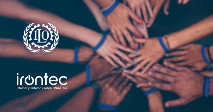 Plataforma de comunicaciones para la Organización Internacional del Trabajo de Naciones Unidas