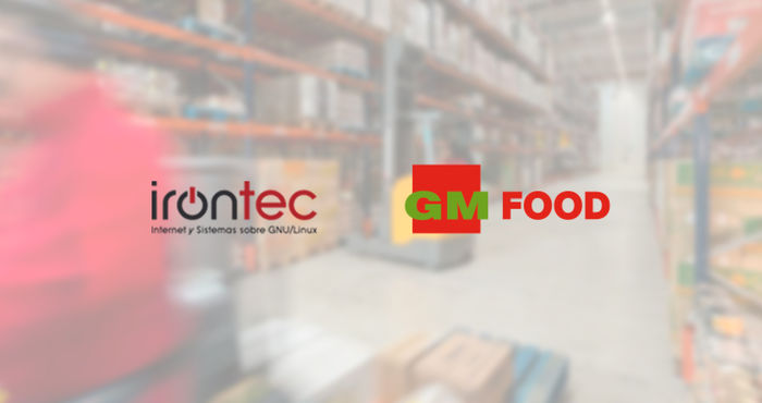 GM Food Iberica: solución de telefonía IP para más 85 sedes en todo el territorio nacional