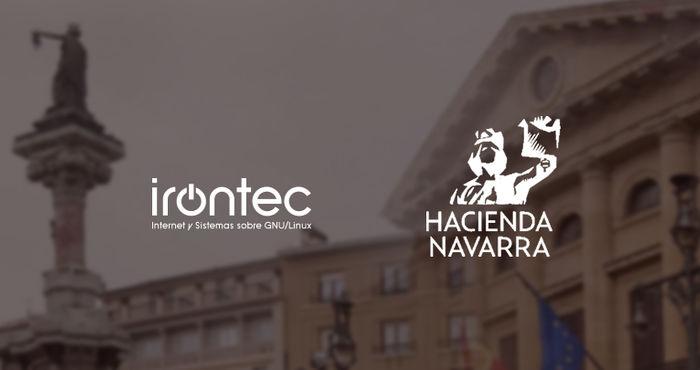 Telefonía IP para la Hacienda Foral de Navarra