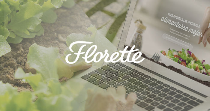 Desarrollo tecnológico de la nueva web de Florette ideada por la agencia navarra Rypples