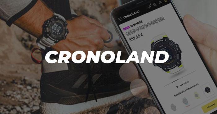 Irontec desarrolla Cronoland, el nuevo ecommerce de CASIO