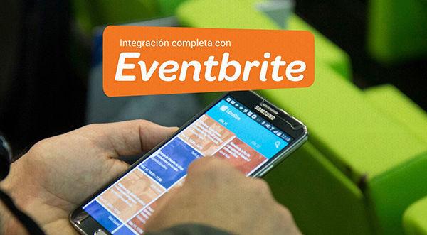 App personalizada para evento