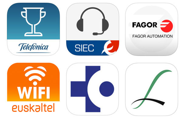 Apps nativas, apps híbridas y WebApps desarrolladas por Irontec