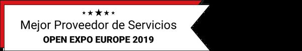 Irontec, premio mejor proveedor de servicios Open Expo Europe 2019