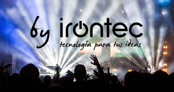 Producción tecnológica para organización de eventos